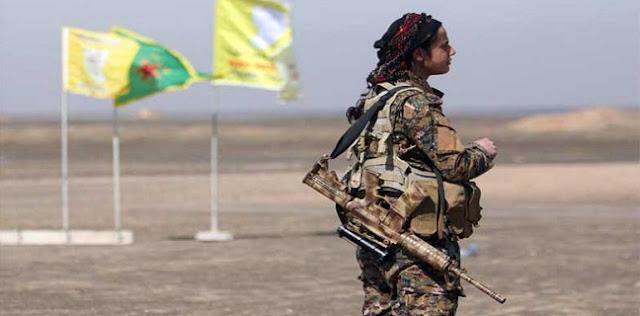 AS Ketahuan Beri Santunan Jutaan Dolar Pada YPG/PKK, Bagaimana Reaksi Turki?