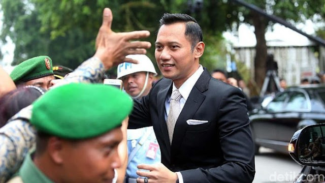 Masuk Timses Prabowo Sandiaga, Ini Jabatan yang akan Diemban AHY