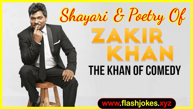 Mere kuch Sawaal hai | Best Poetry of Zakir Khan