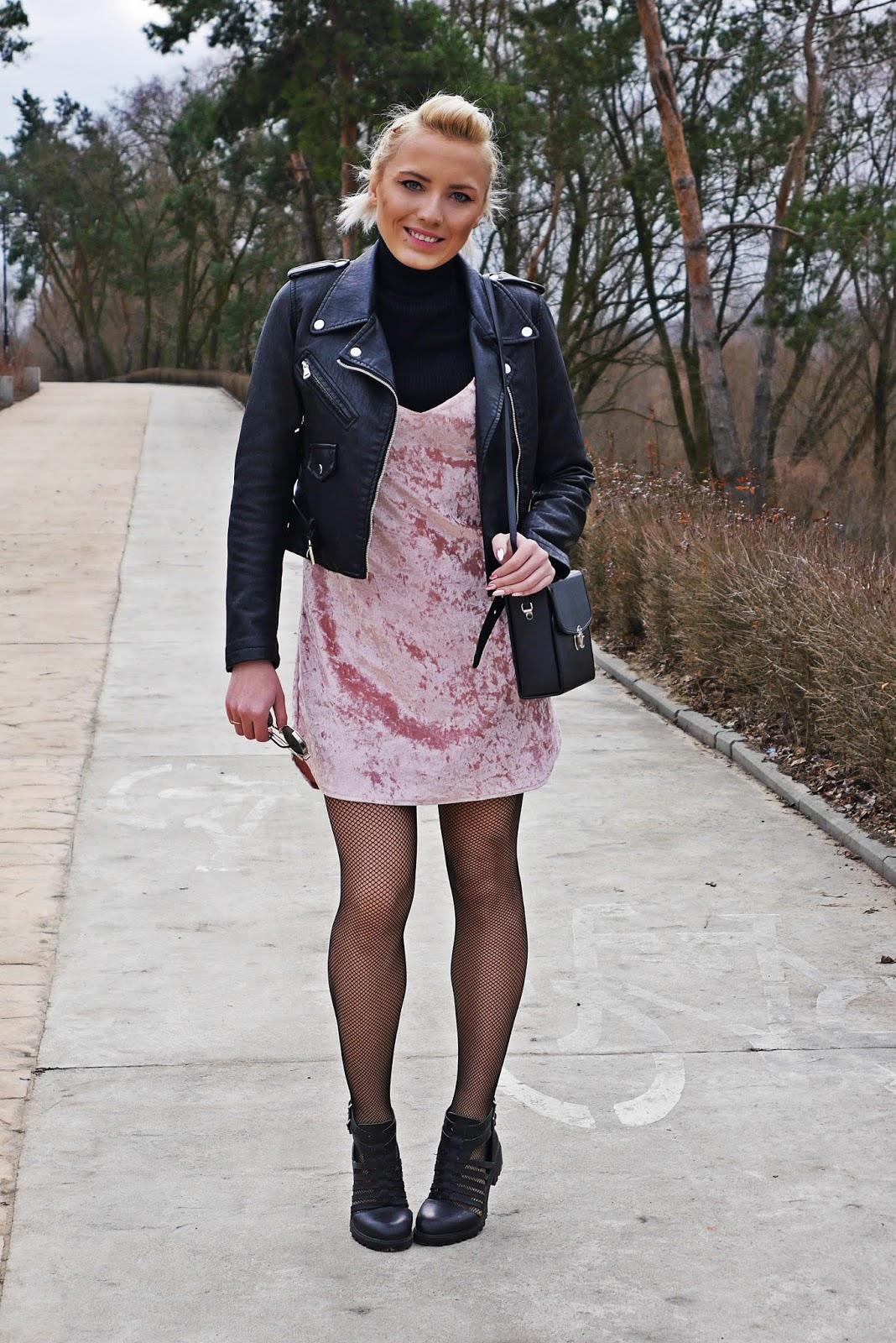 welurowa_sukienka_rozowa_zaful_karyn_blog_look_130317