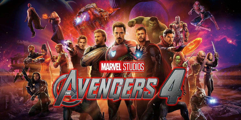 Biệt Đội Siêu Anh Hùng 4: Hồi Kết - Avengers 4: Endgame (2019)