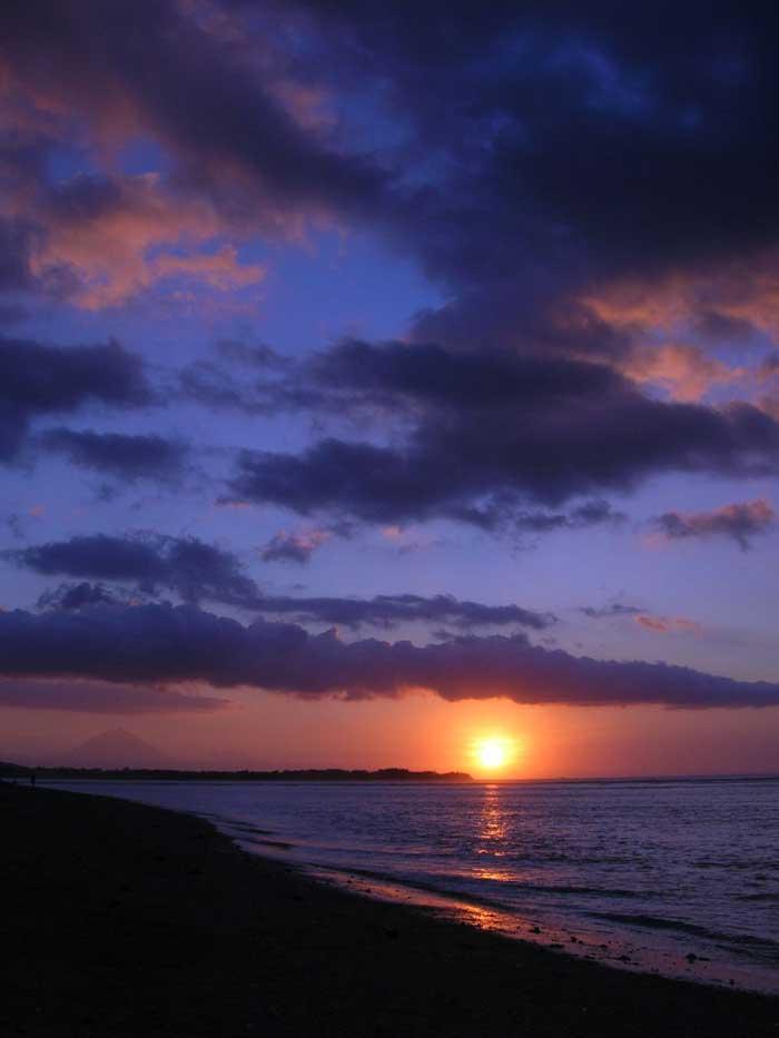 Sunset di Gili Air