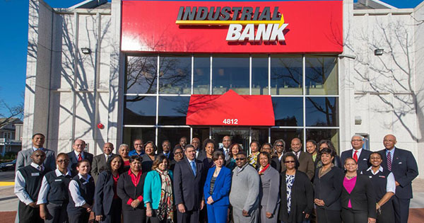Industrial Bank, one of the largest Black-owned banks in the country