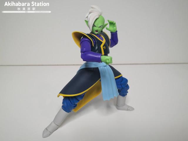 Review del S.H.Figuarts Zamasu de Dragon Ball Super - Tamashii Nations