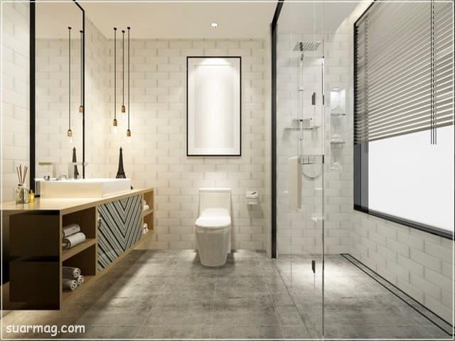 صور حمامات - حمامات مودرن 16 | Bathroom Photos - Modern Bathrooms 16