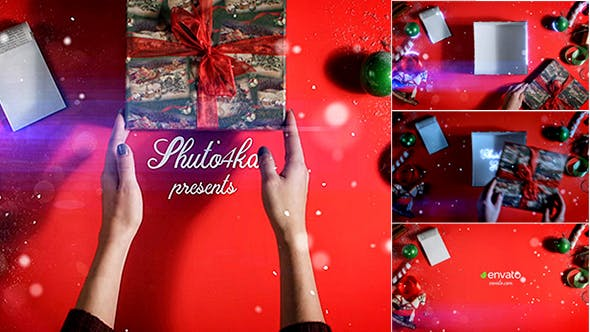 Christmas Gift[Videohive][After Effects][19178848]