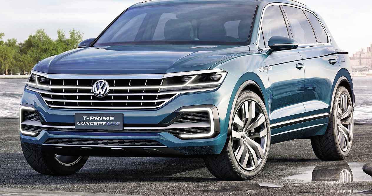 Data Uscita Nuova VW Touareg 2018 e Presentazione al Salone di Pechino