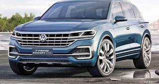 Volkswagen Touareg 2018/2019