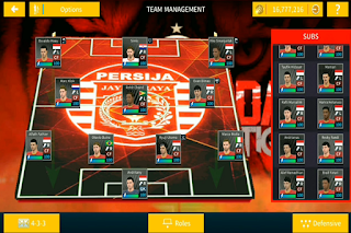 DLS Spesial Persija Jakarta Transfer & Jersey 2020 Update By Gila Game