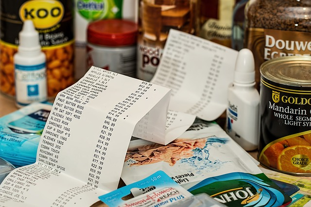 How To Save Time & Money On Food Shopping