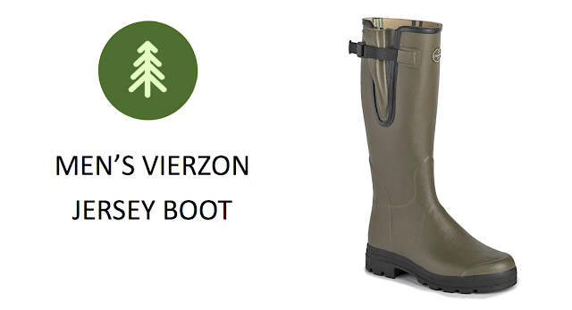 Le Chameau Men's Vierzon Wellington Boot