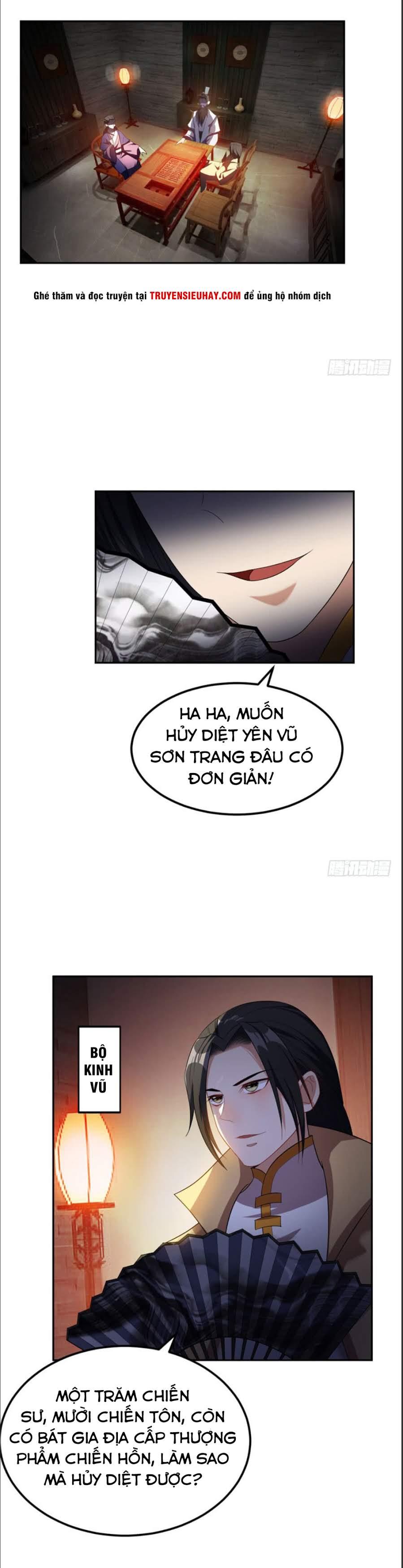 Yêu Giả Vi Vương Chapter 15 video - truyenmh.com