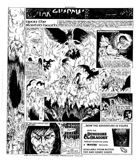 Star Shadow Episode 8 (2000AD, Prog 394) - Upon the Blasted Heath