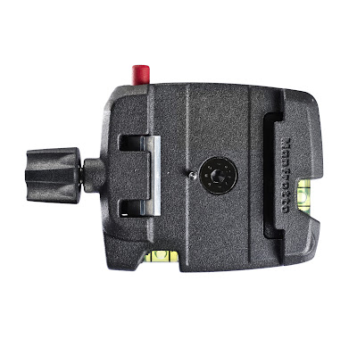 Manfrotto MSQ6 Top Lock QR Adapter - top