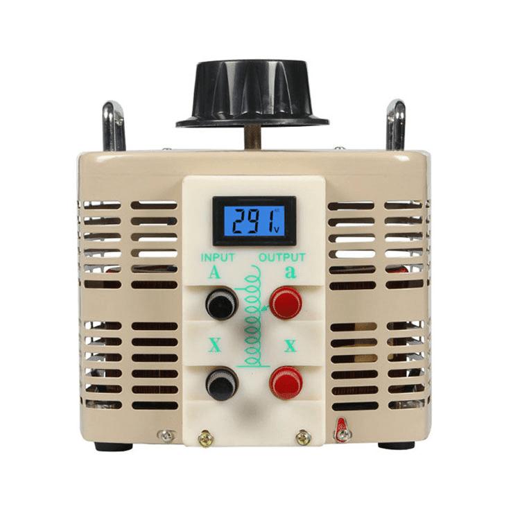 Variac de Voltaje Monofásico Tdgc2- 3 kva