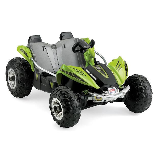 Toodler Toys Power Wheels Dune Racer