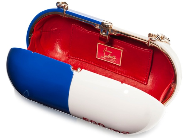 Christian Louboutin Celebrates 20 Years With A Pill-Shaped ...
