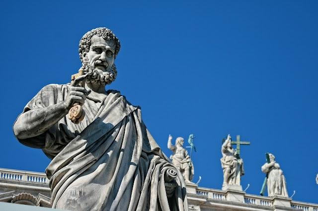 Alcuni fondamenti biblici della devozione cattolica ai santi...