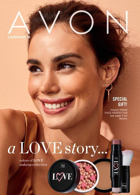 A Love Story... Avon Campaign 18 2021