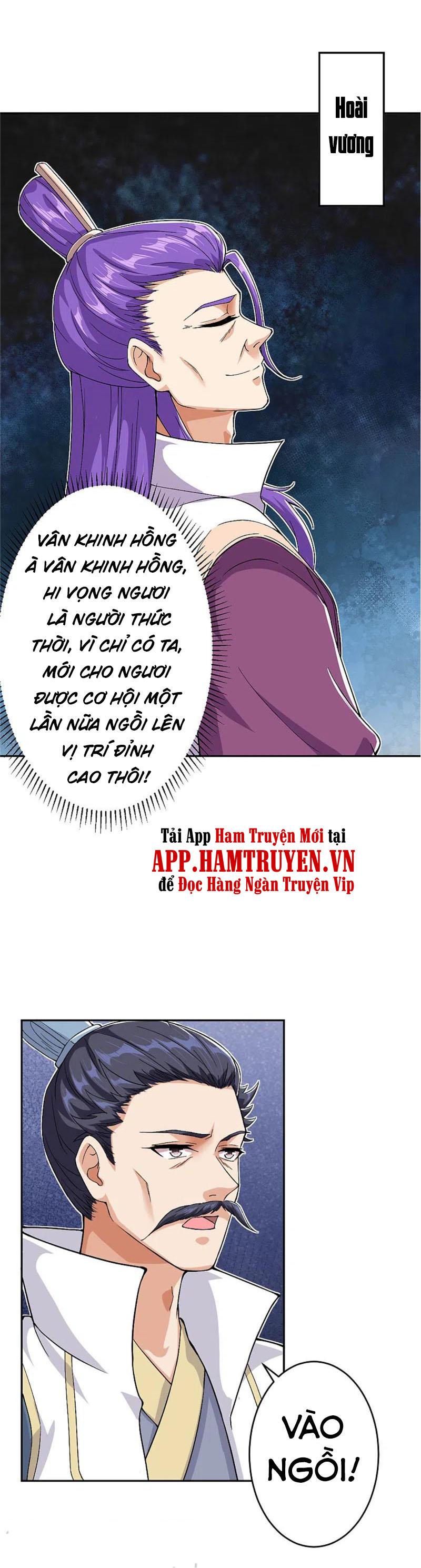 Nghịch Thiên Tà Thần Chương 354 - truyenmh.com