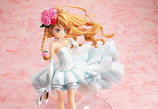 Figura Aisaka Taiga Wedding Dress Ver. 1/7 de Toradora!, Chara-ani