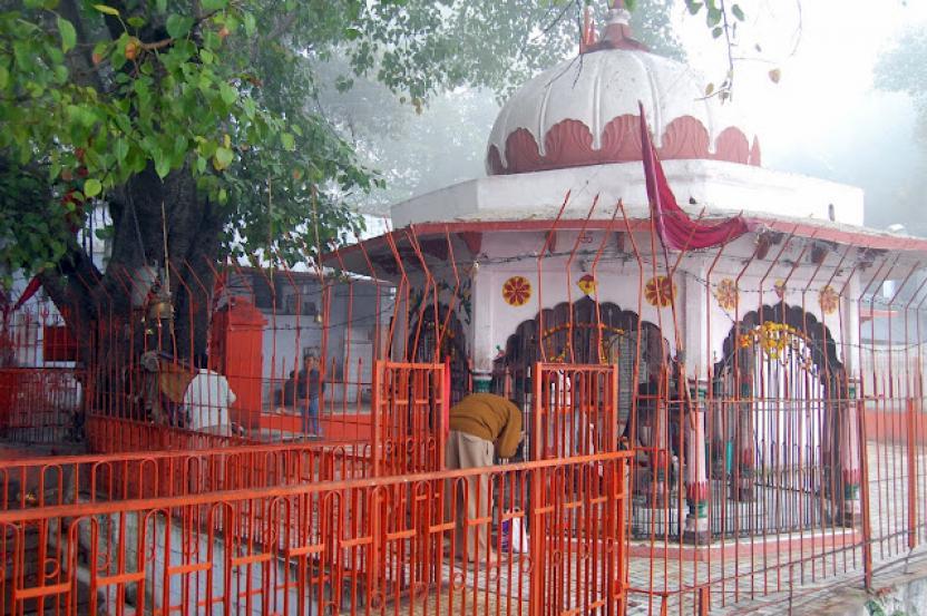 Mankameshwar Mahadeva Temple Prayagraj