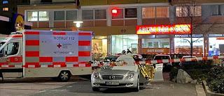 ألمانيا..مقتل 11 شخص في هجوم مسلح غربي البلاد