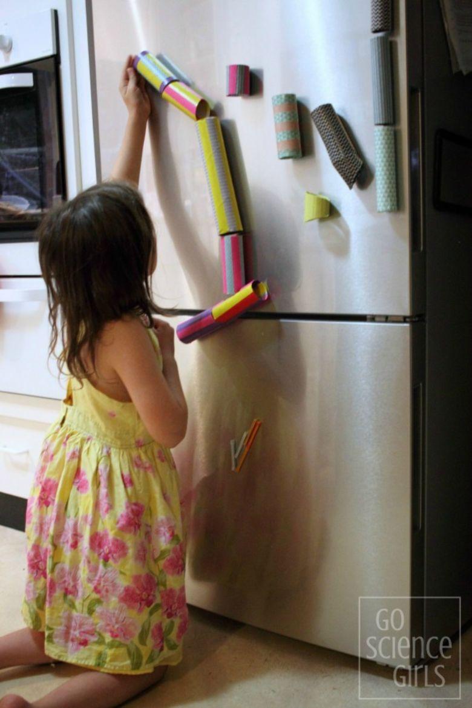 indoor activities for kids - cardboard tube marble run craft