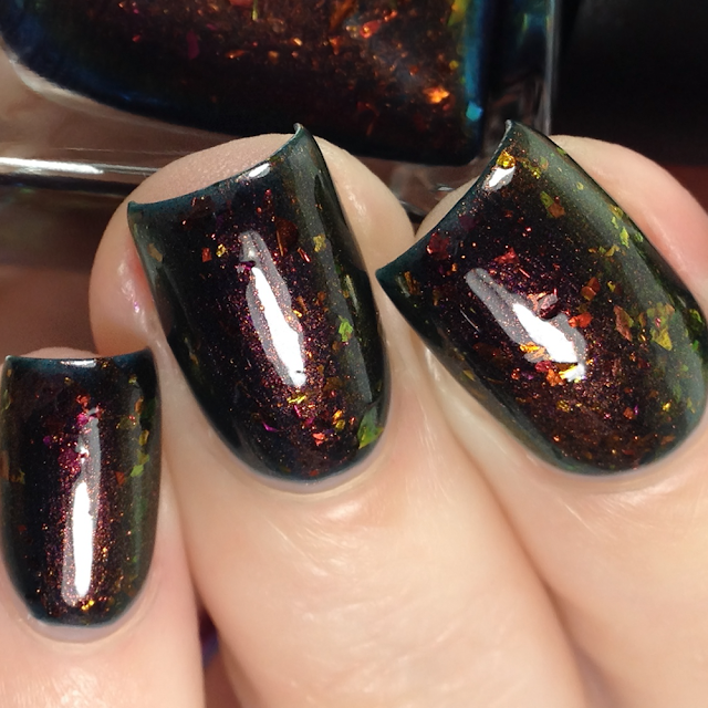 Night Owl Lacquer-What a Dillhole