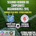 Neste domingo (26) acontece a segunda rodada do Campeonato Jaguarariense 2019