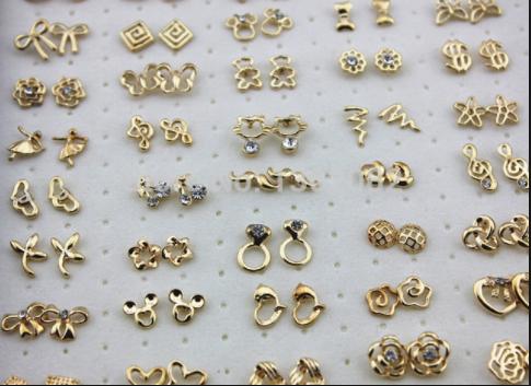 5 Model Anting Emas Yang Sangat Cantik