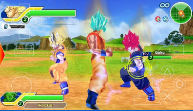 Download Dragon Ball Tenkaichi Tag Team Mod Ultra v6