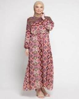 Model Baju Batik Untuk Resepsi Pernikahan