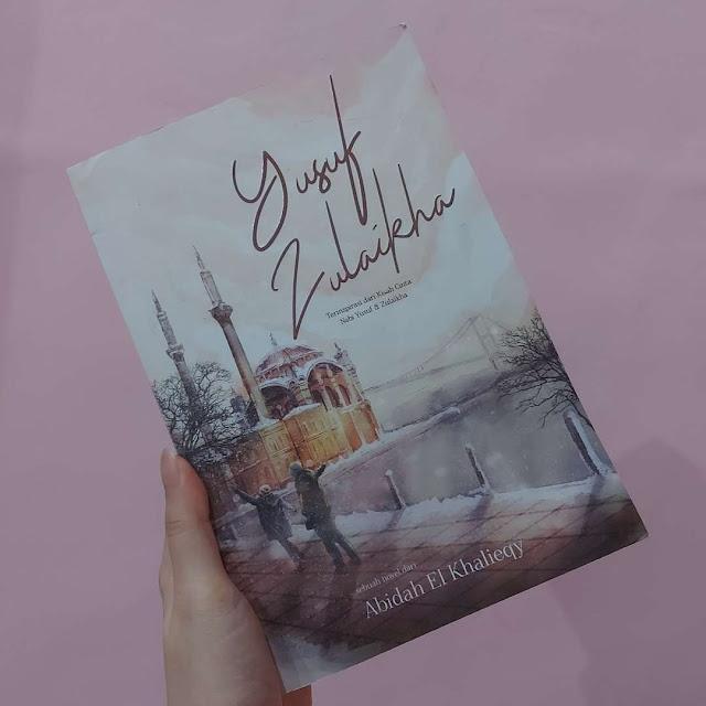 Novel Favorit Yusuf Zulaikha