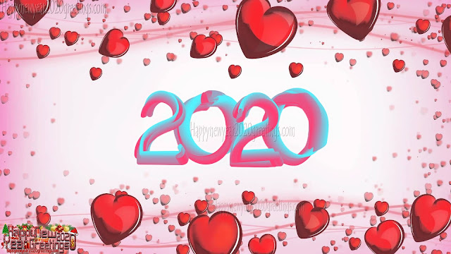 Happy New Year 2020 Love Wallpapers Download Free New Year 2020