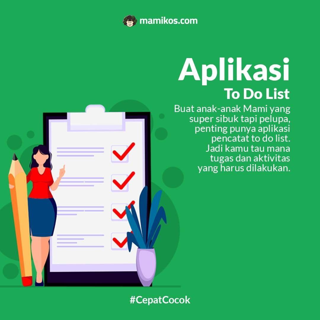 Aplikasi To Do List