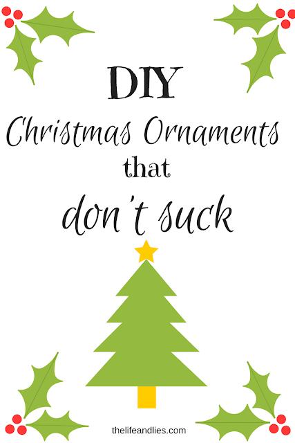 DIY, Christmas, Christmas Ornaments