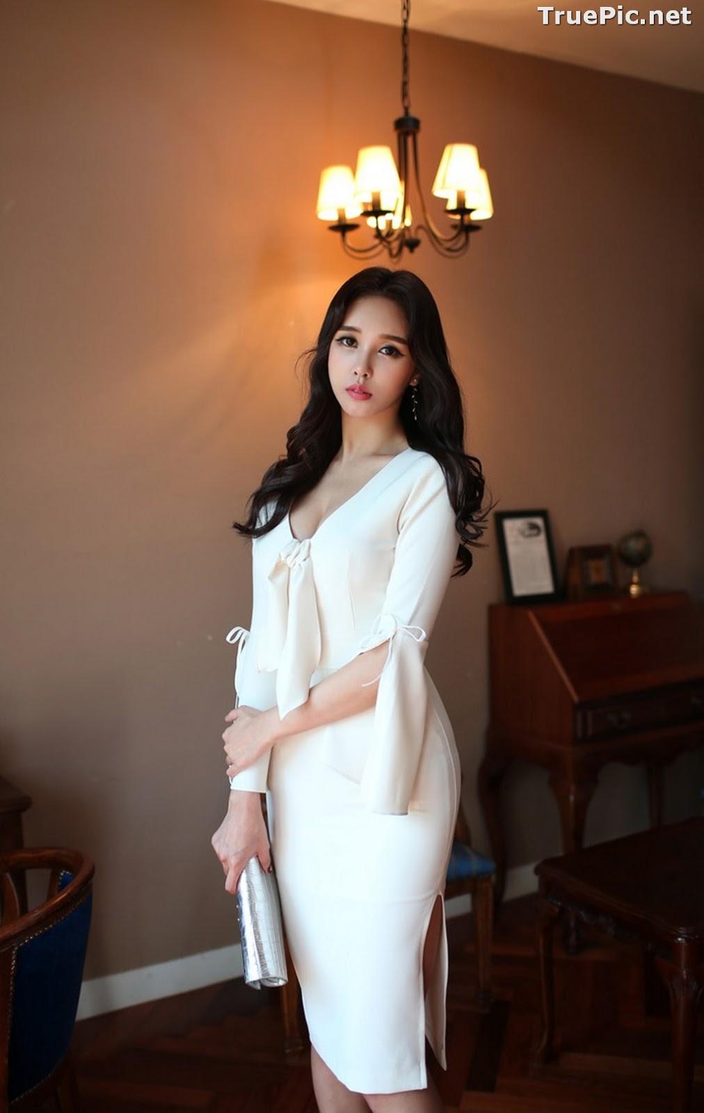 Image Korean Fashion Model - Chloe Kim - Fashion Photography Collection - TruePic.net - Picture-3
