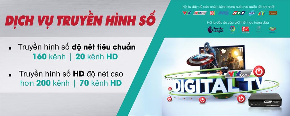 Truyền hình số hD của VTVCAb