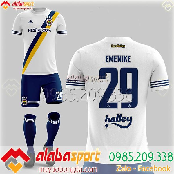 Áo bóng đá thiết kế riêng hot