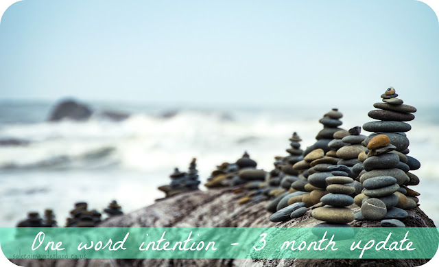 one word intention for the year