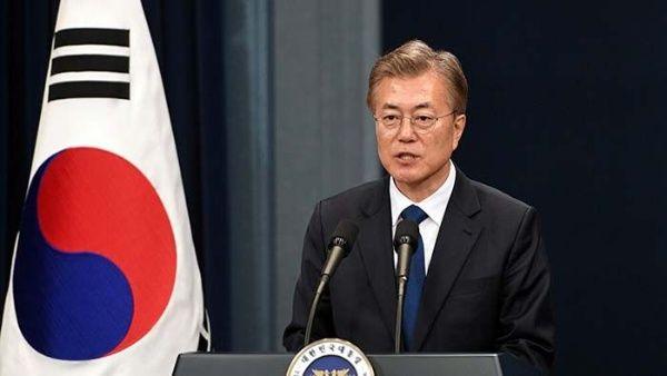 Mandatario surcoreano acepta renuncia del ministro de Unificación