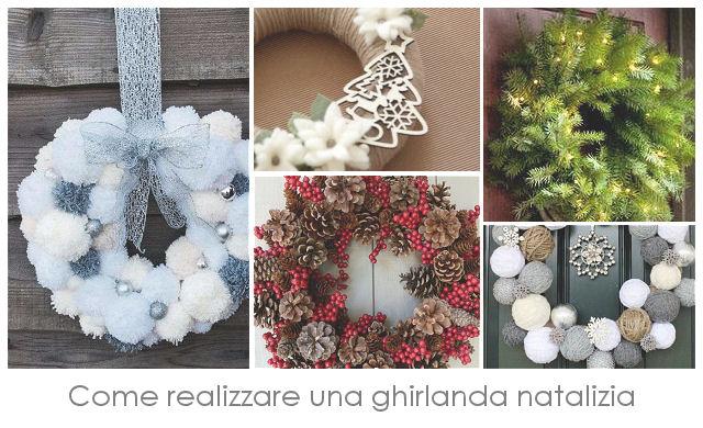 Amo La Mia Casa Blogmas 5 Come Fare Una Ghirlanda Natalizia Diy