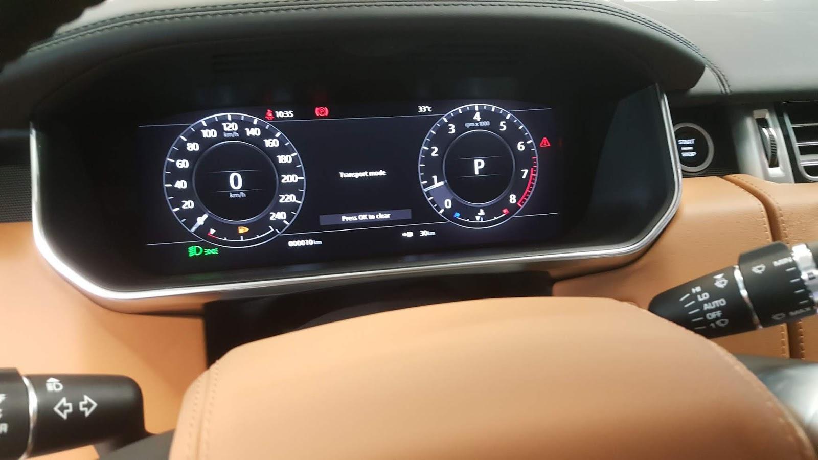 Mẫu Động Cơ 3.0 V6 Range Rover Phiên Bản Dài LWB Autobiography 2018 Model 2019 Giao Ngay Giá Bao Nhieu Tiền - màu silicon silver ánh kim bạc