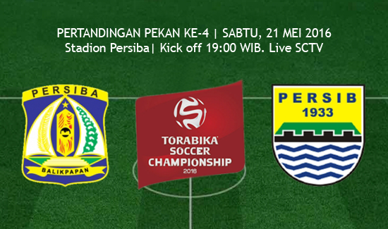 Persiba vs Persib TSC 2016