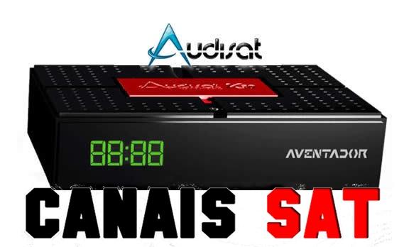 Audisat K30 Aventador Nova Atualização V2.0.36 - 06/09/2019