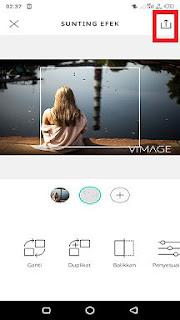 cara membuat status wa dengan animasi di foto
