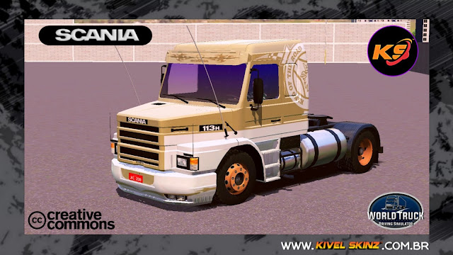 SCANIA T113 - KING OF THE ROAD