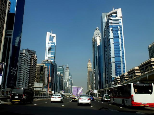 ver rascacielos en Dubai