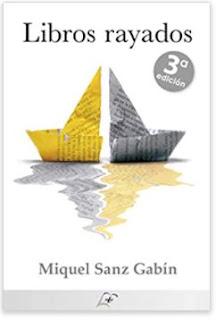 «Libros rayados» de Miquel Sanz Gabín